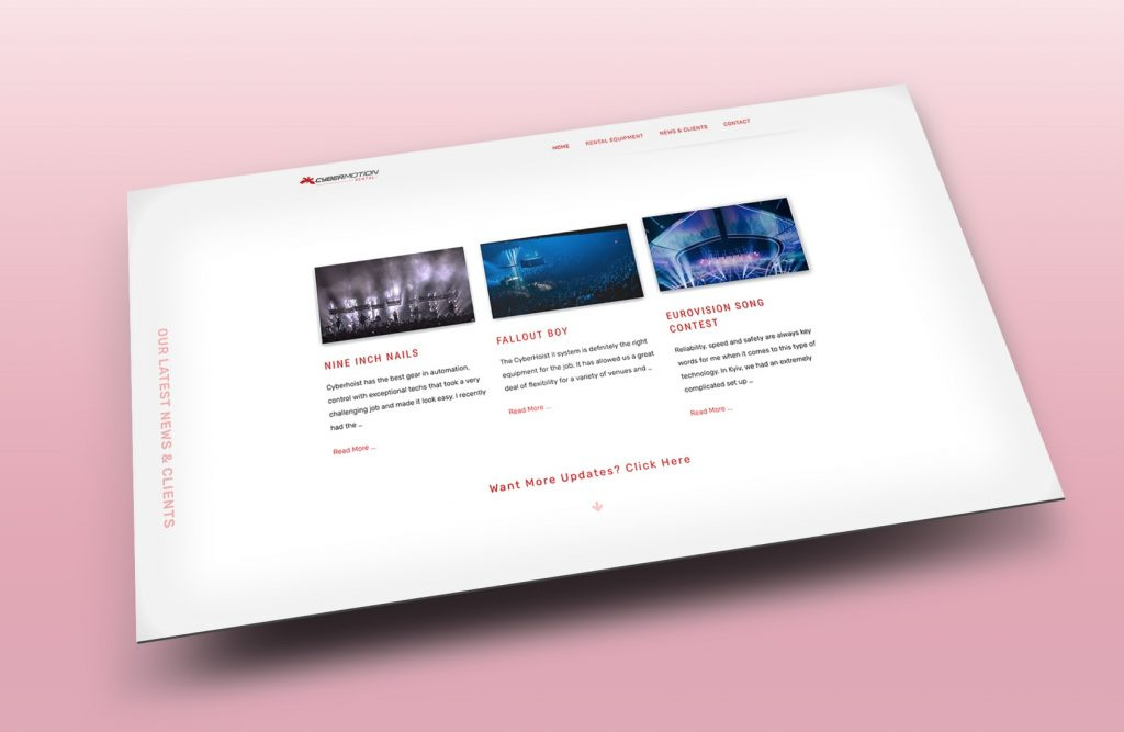 Website Sample 02