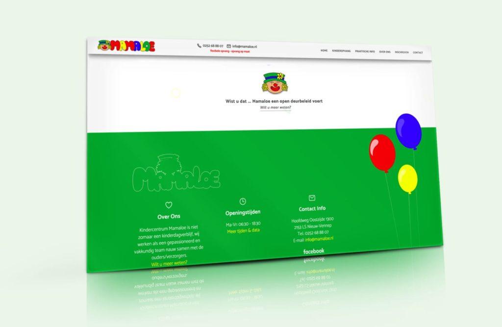Website Sample 02