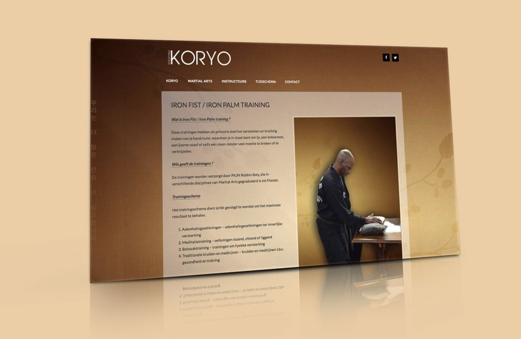 Website Sample 01