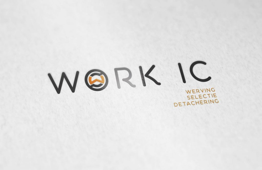 Logo Work IC