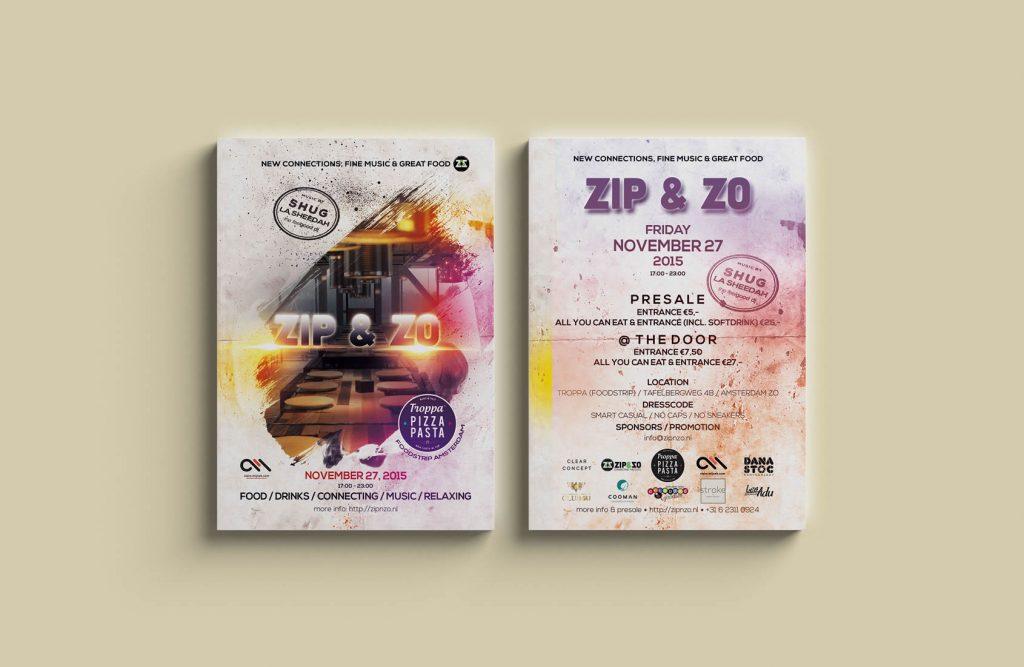 Flyer 4e Editie